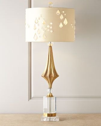 Troilus Buffet Lamp by John-Richard Collection at Neiman Marcus.