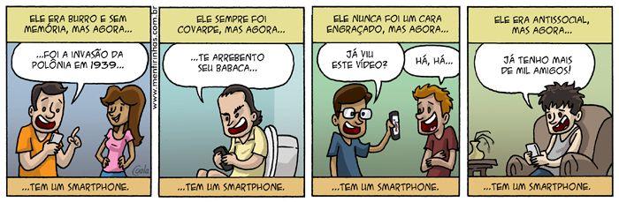 Mentirinhas #724