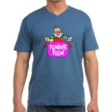 2-COMBINED RR Mens V-Neck T-Shirt