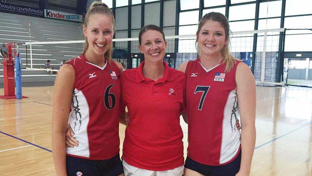 Washington State University Athletics Washington State University Volleyball News Athlete