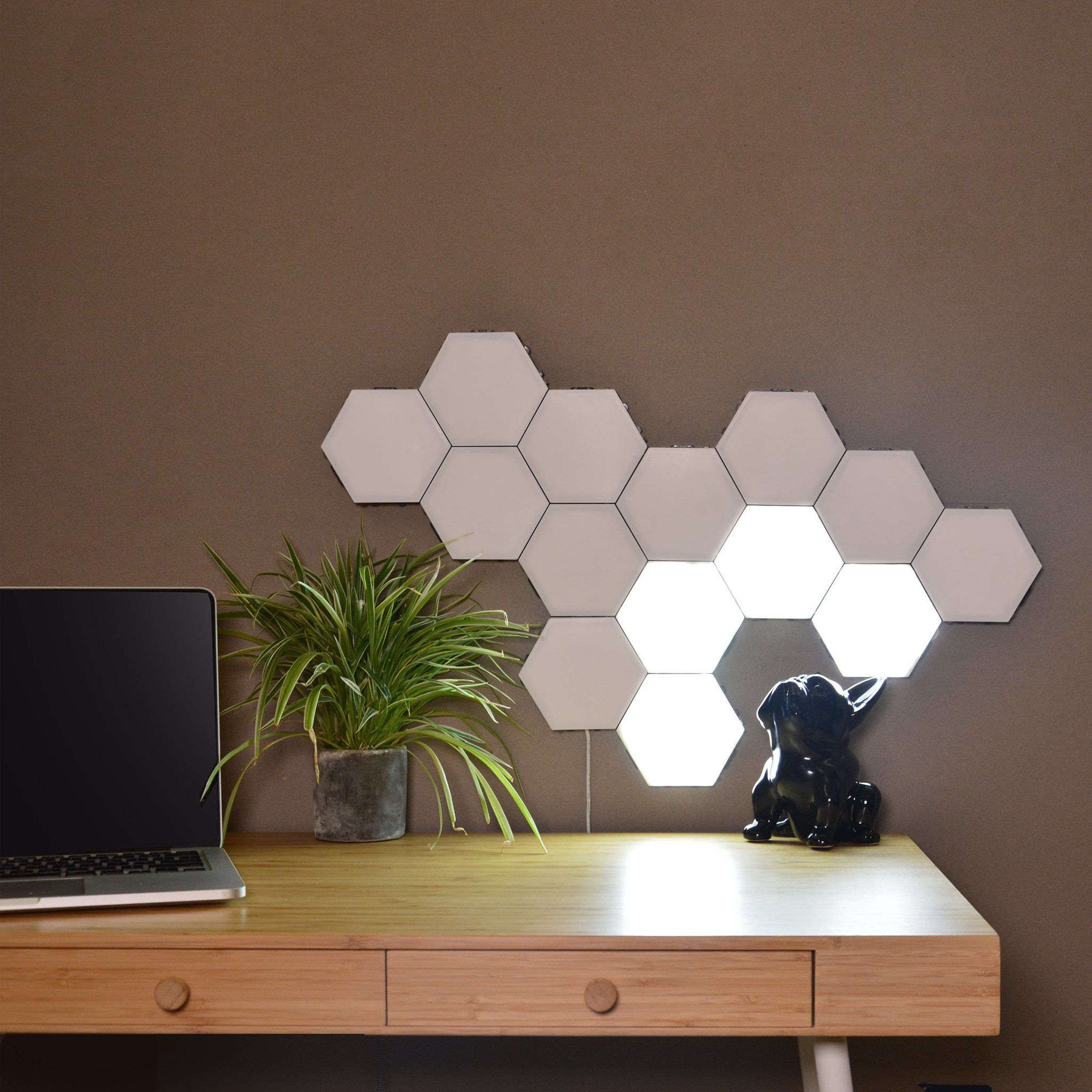 Touch Sensitive Modular Lighting Pack Helios Touch Touch Sensitive Lamp Creative Decor Led Wall Lamp