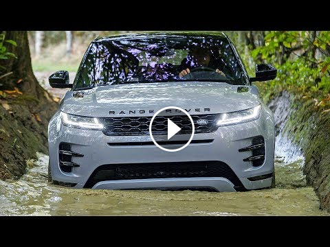 2020 Range Rover Evoque Features Design Off Road Demo 2019 Range