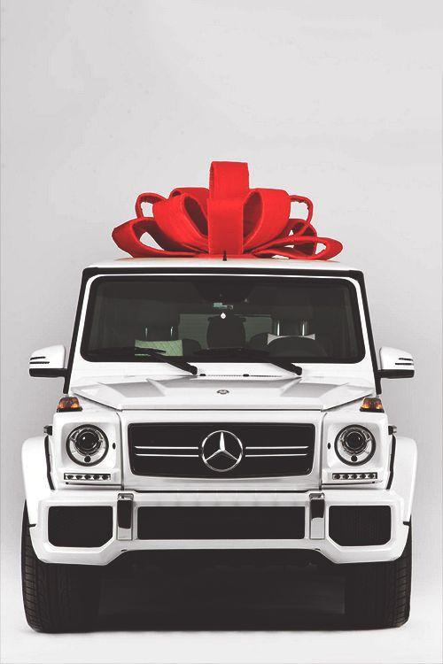 M E R C E D E S Birthday Gift Birthday Gift Mercedes