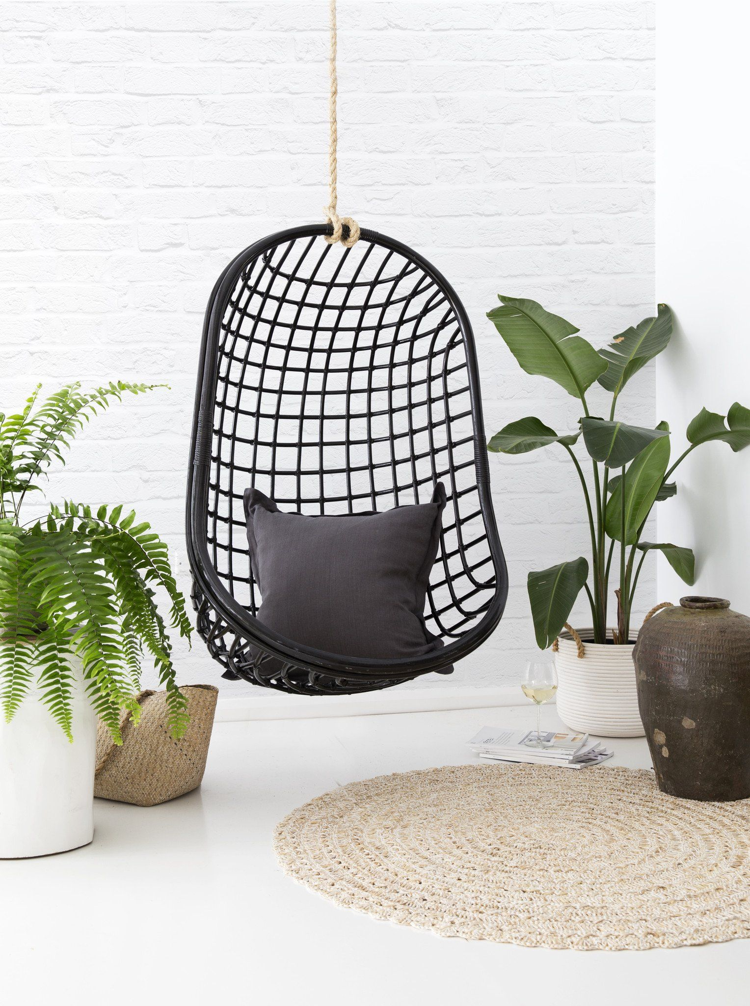 Coco hanging chair september hanging chair indoor