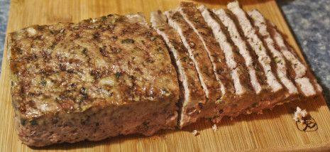 Alton Brown S Gyro Meat Recipe Alton Brown Gyro Meat Recipe Gyro Meat Food