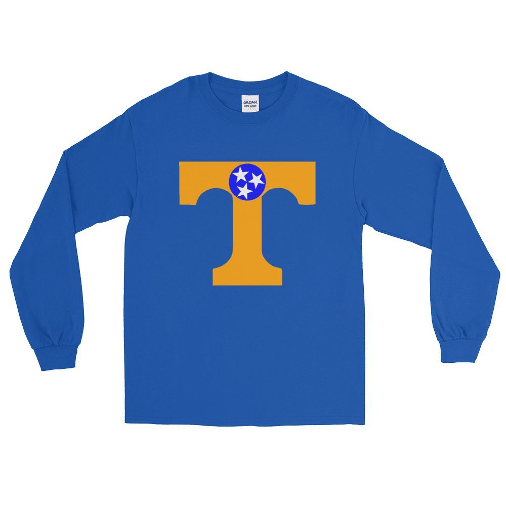 Power T Tristar Long Sleeve T-Shirt