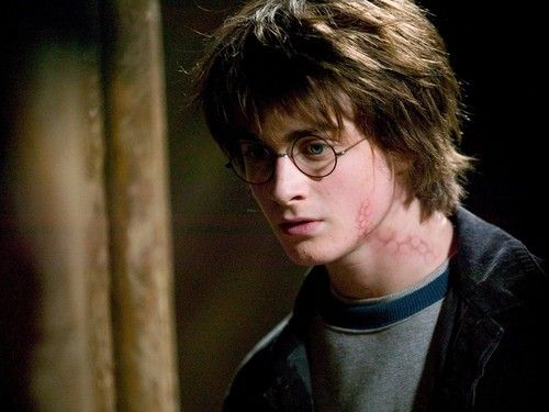 Harry Potter Harry Potter Hairstyles Celebrity Long Hair Daniel Radcliffe