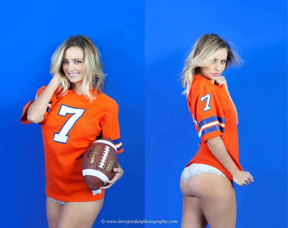 Sexy Broncos Fan  www.hotcheapjerseys.net