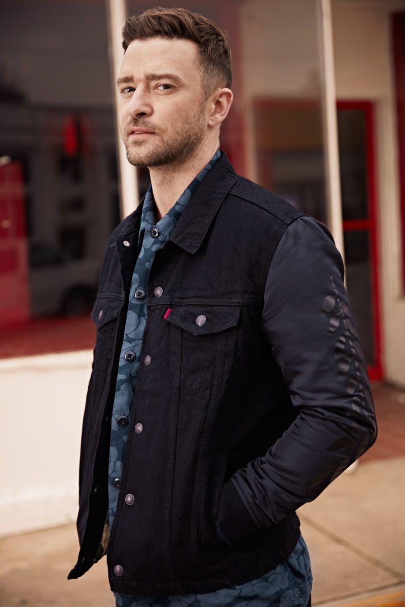 Justin Timberlake Reunites with Levi's for 2nd Fresh Leaves