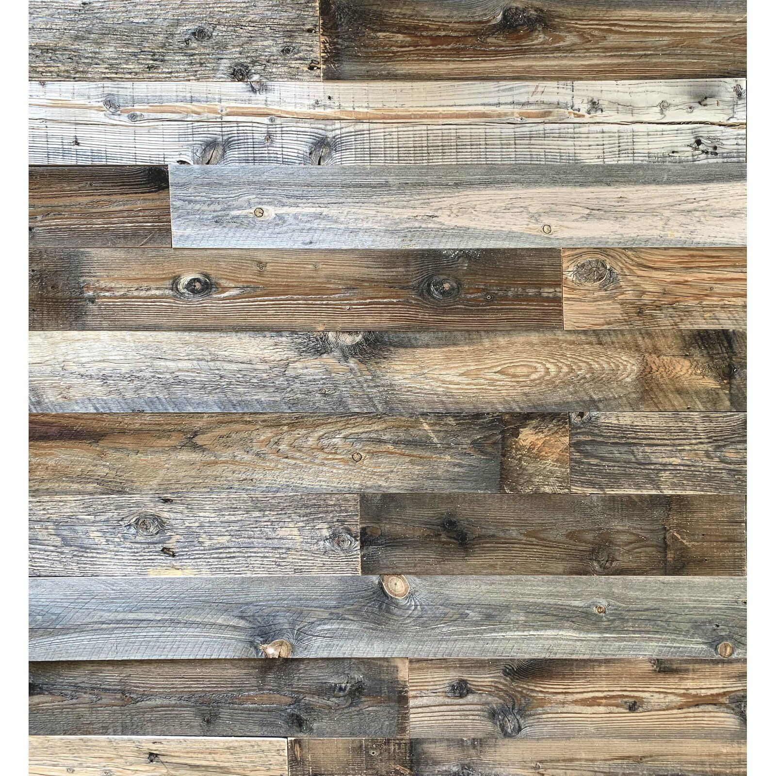 5 Reclaimed Solid Wood Wall Paneling Wood Panel Walls Wood Wall Reclaimed Wood Wall Panels