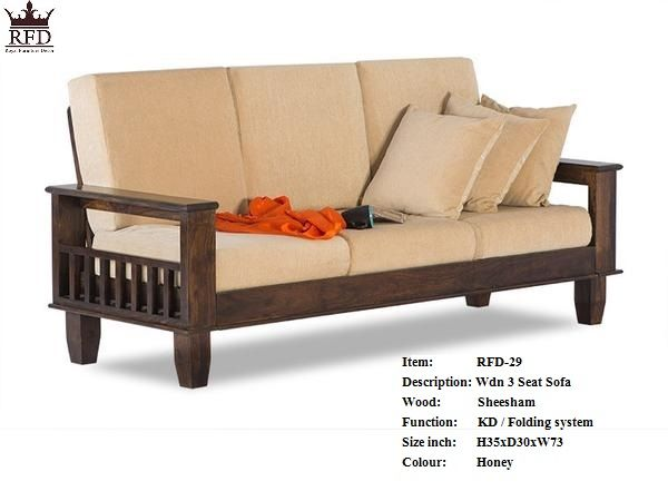 Pin By Royal Furniture On Sofa Sets Sofa Set Furniture Wood Sofa