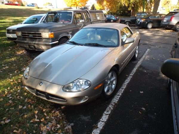 1997 Jaguar XK8 convertible - $6700 Johnson City, TN # ...