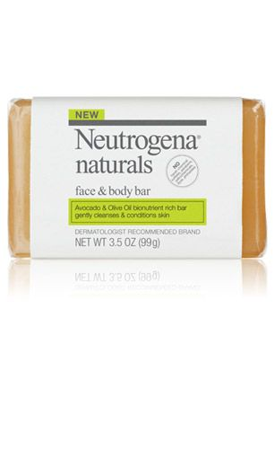 The best facial soap around.  I use it every day