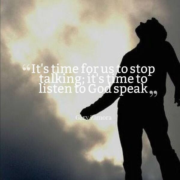 Image result for heeding God's voice
