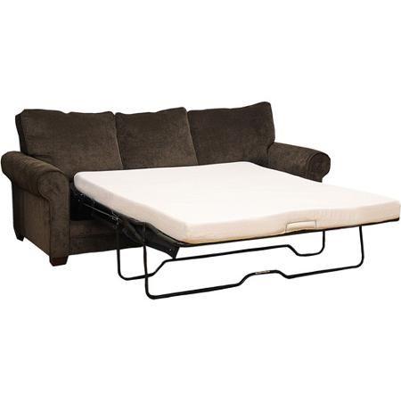Modern Sleep 4 1 2 Quot Sofa Bed Memory Foam Mattress