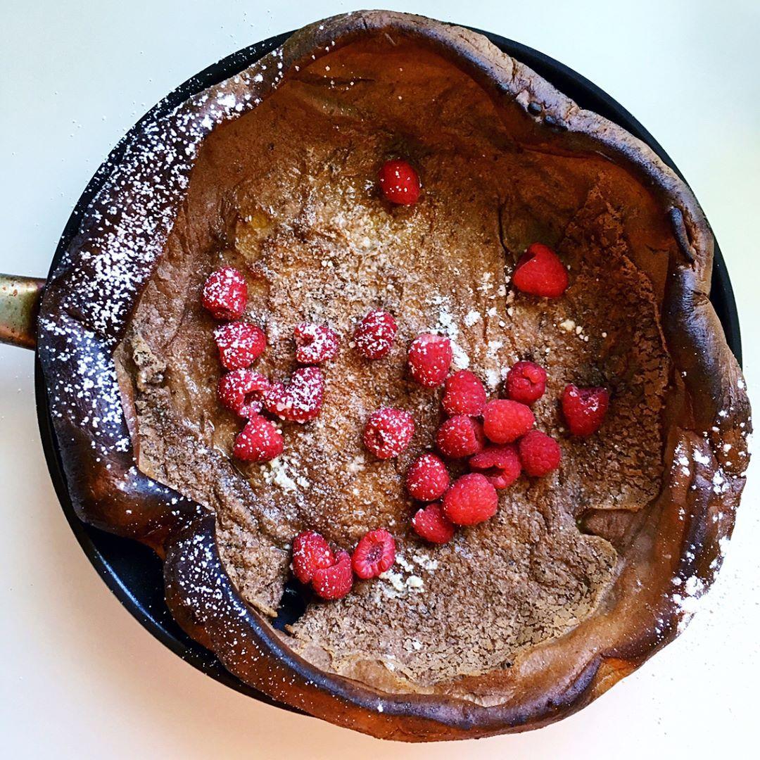 Chocolate Dutch Baby Smitten Kitchen Dessert Recipes Chocolate Desserts Pastry Desserts