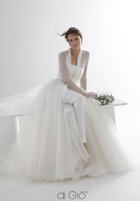 Hahaha this is what I found TomBoy Wedding Dress. Le Spose di Gio. Style  C11 12 (Collection 2011) ed6486e204b