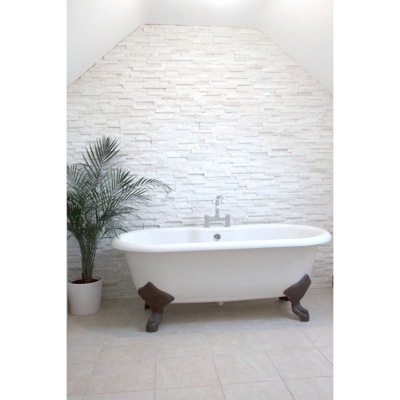 White Quartz Maxi Split Face Tiles 600x150x8 20mm A Beautiful Sparkling Which Can Be Lied To Fireplaces Breakfast Bars And Living Rooms