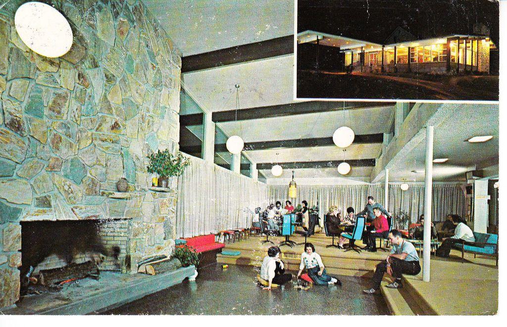 Chaits Hotel Accord Ny 1960s