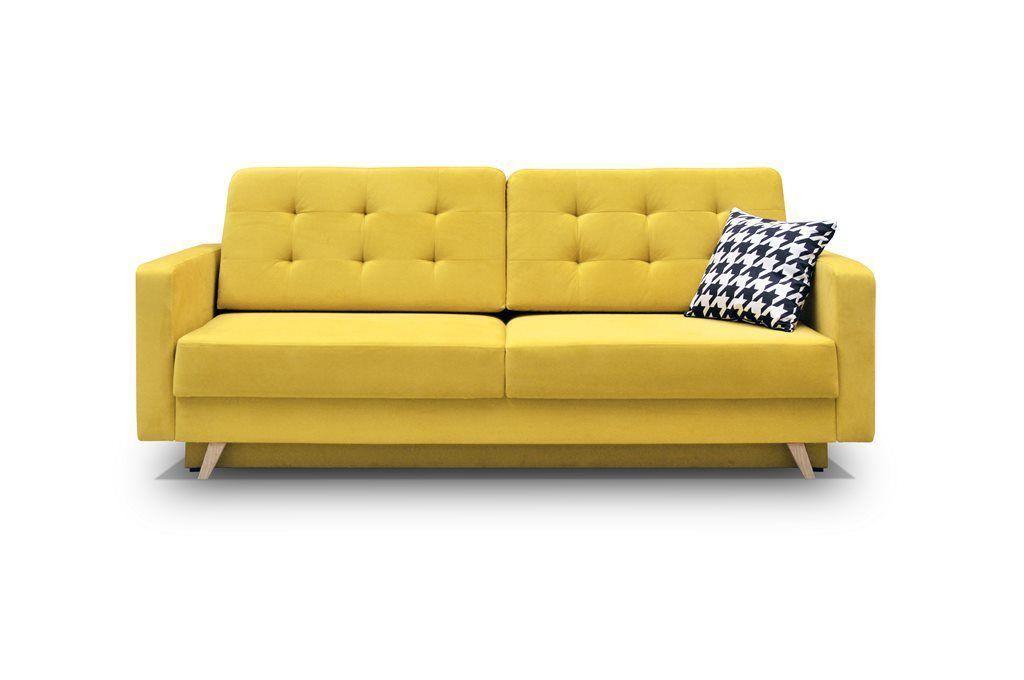 Couch Mit Schlaffunktion Sofa Schlafsofa Bettsofa 140 Cm Breit Modern Carla Blau Ebay Couch Mit Schlaffunktion Sofa Schlafsofa