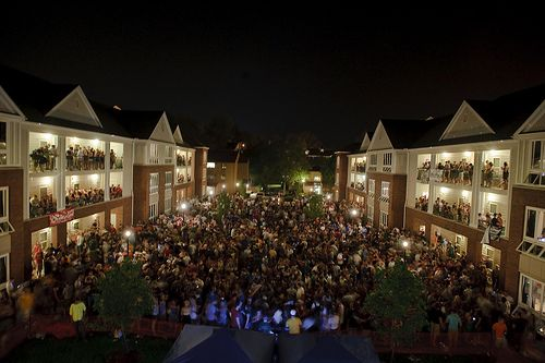 Ohio University Fests | best 4 years of my life | Athens