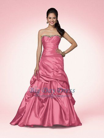 Alfred Angelo Prom Dress 2012