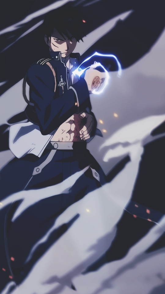 Tsukis Roy Mustang Wallpapers 540x960 Requested By Anon