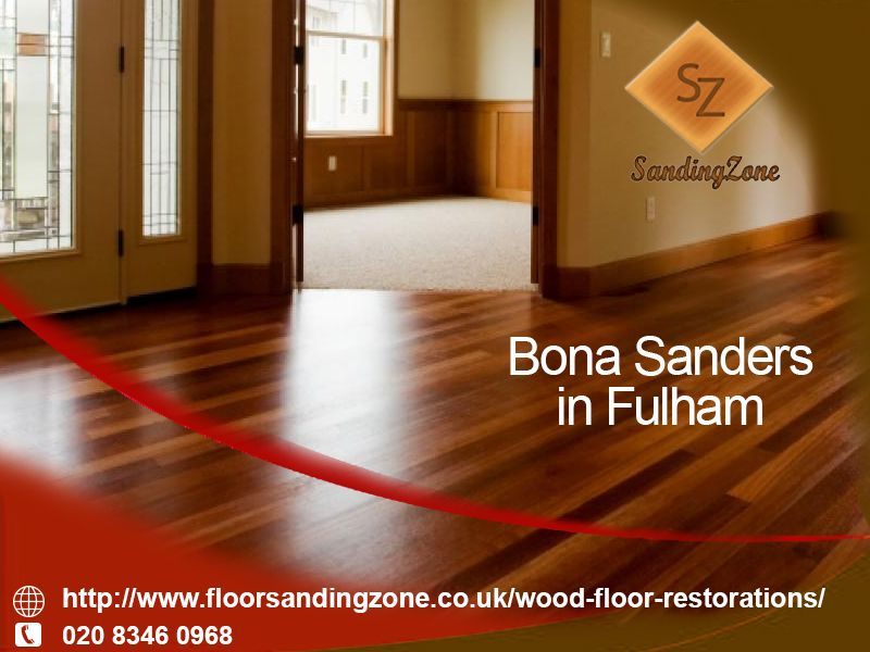 Bona Sanders In Fulham At Sanding Zone Brings To You The Best