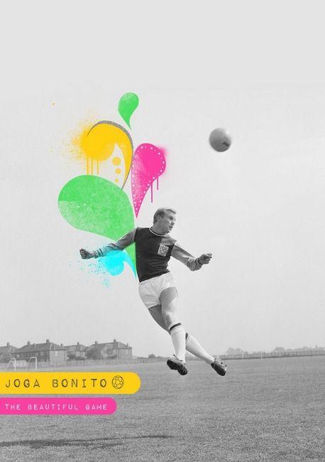 Joga Bonito By Prints Art Design Wall Art Prints