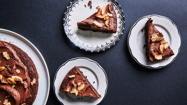 Ba S Best Chocolate Macaroon Cake Recipe Chocolate Macaroons
