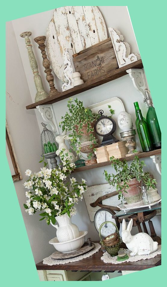 Shabby Chic Decor Will Give Your Home the Elegance and Comfort of By-Gone Days!
