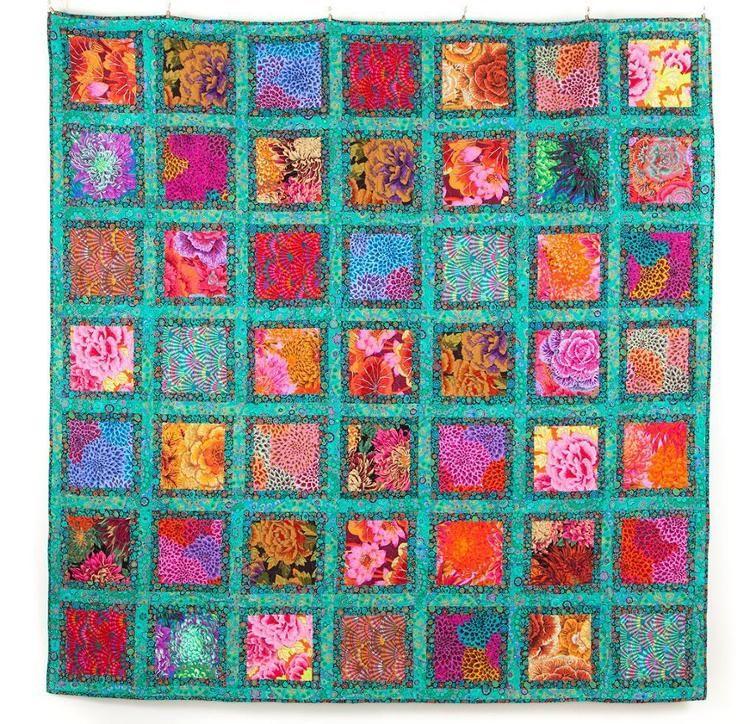 Jewel Frame Quilt Kit Quilts Pinterest Quilts Quilt