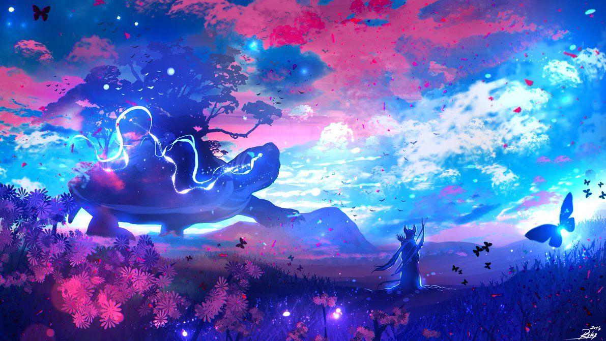 My imagination by on deviantart