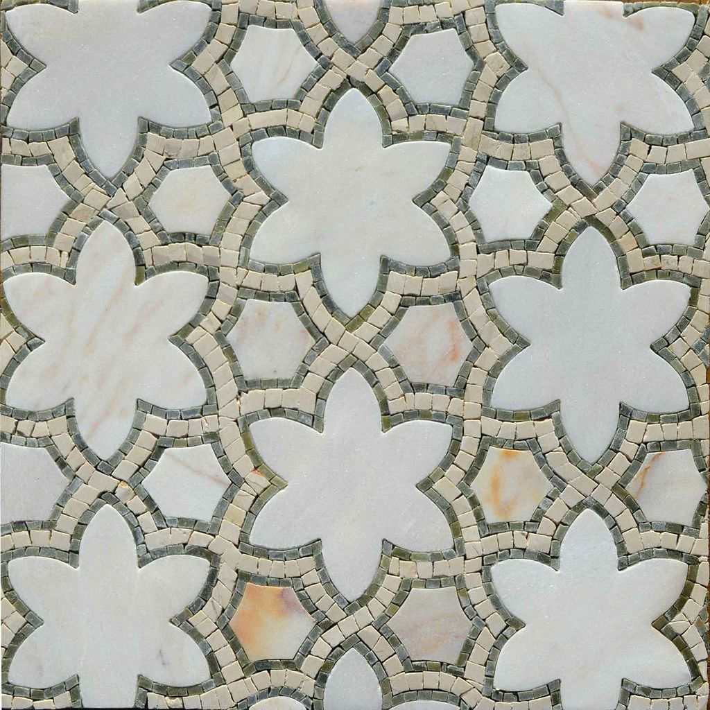 Marble Mosaic | Мозаика и Орнаменты