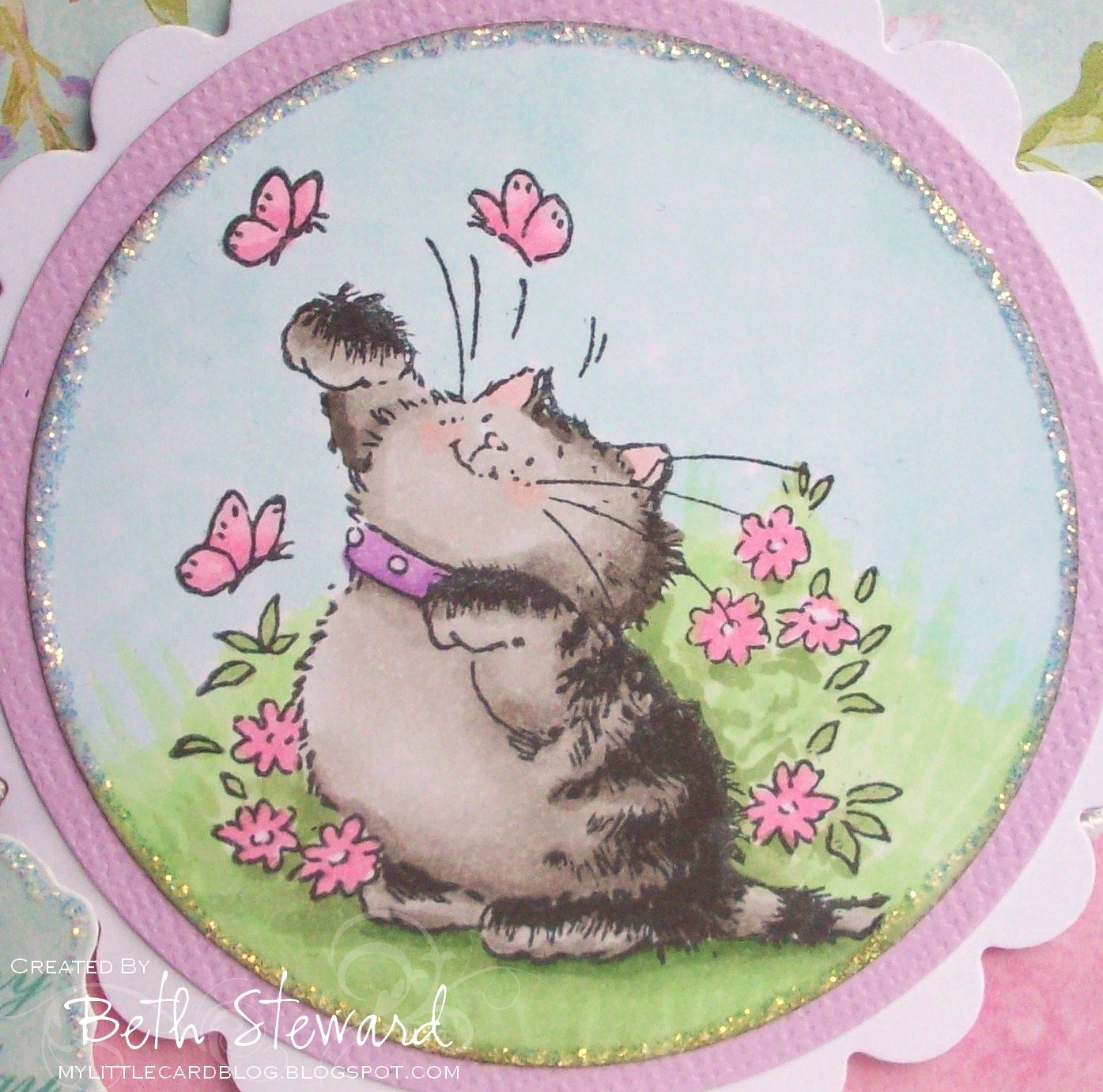 penny black critter party | Penny Black Saturday #140!