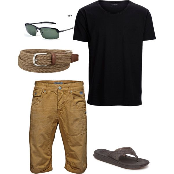 A fashion look from March 2015 featuring Reef sandals. Browse and shop related looks.