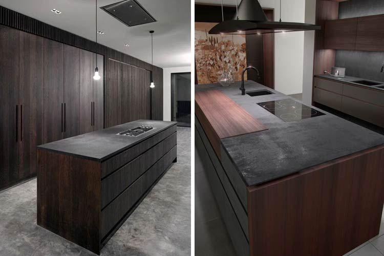 Cocinas contemporáneas en madera | KüTCHENS | Pinterest | Cocina ...
