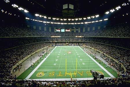 Saints Field New Orleans Saints New Orleans Saints