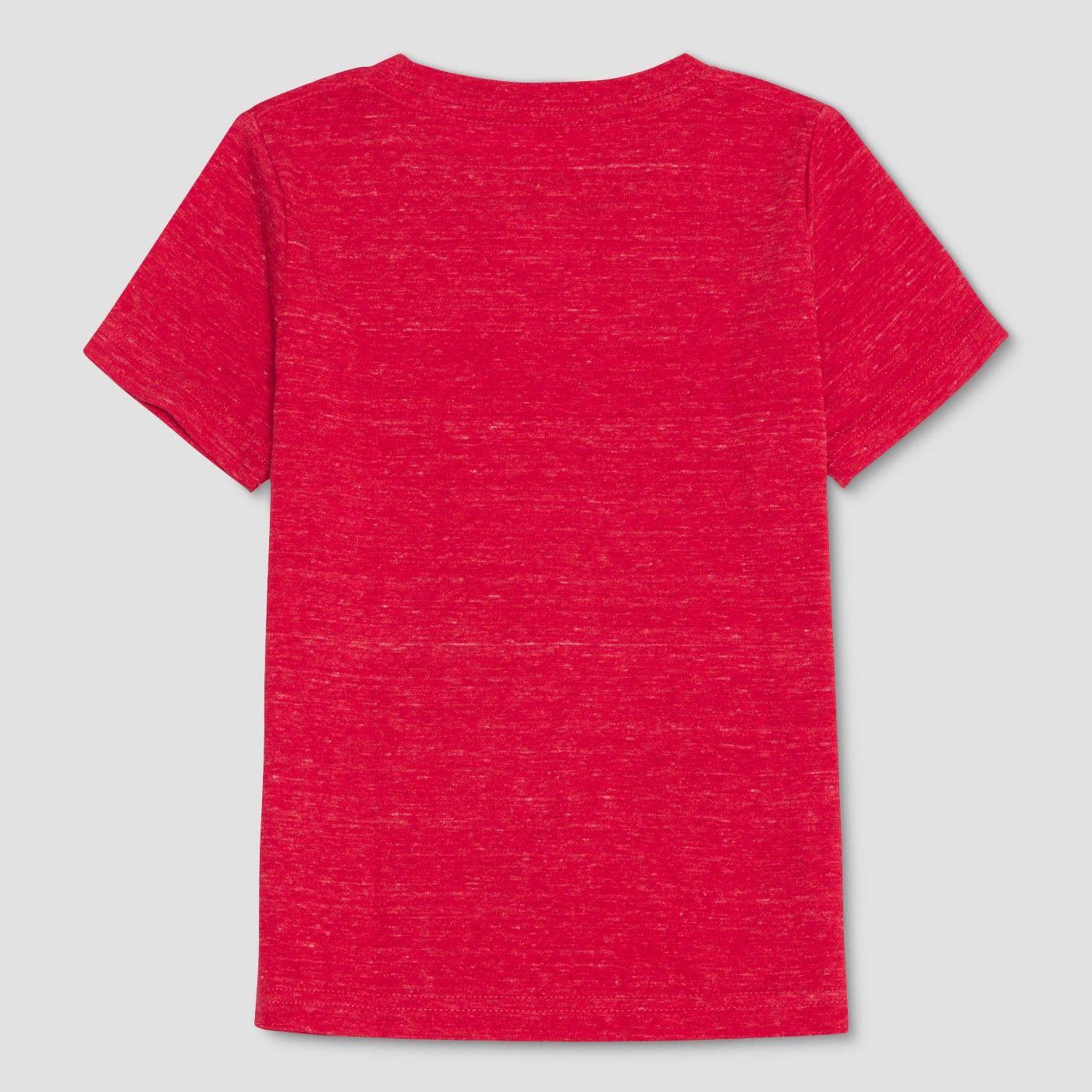 e19532d31 Toddler Boys  PAW Patrol Short Sleeve T-Shirt - Red 2T  PAW