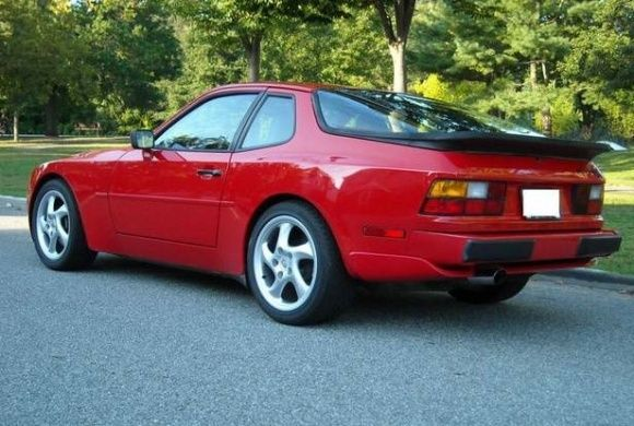 1989 Porsche 944 S2. Prefer 1989-1991 for the S2 trim. This example
