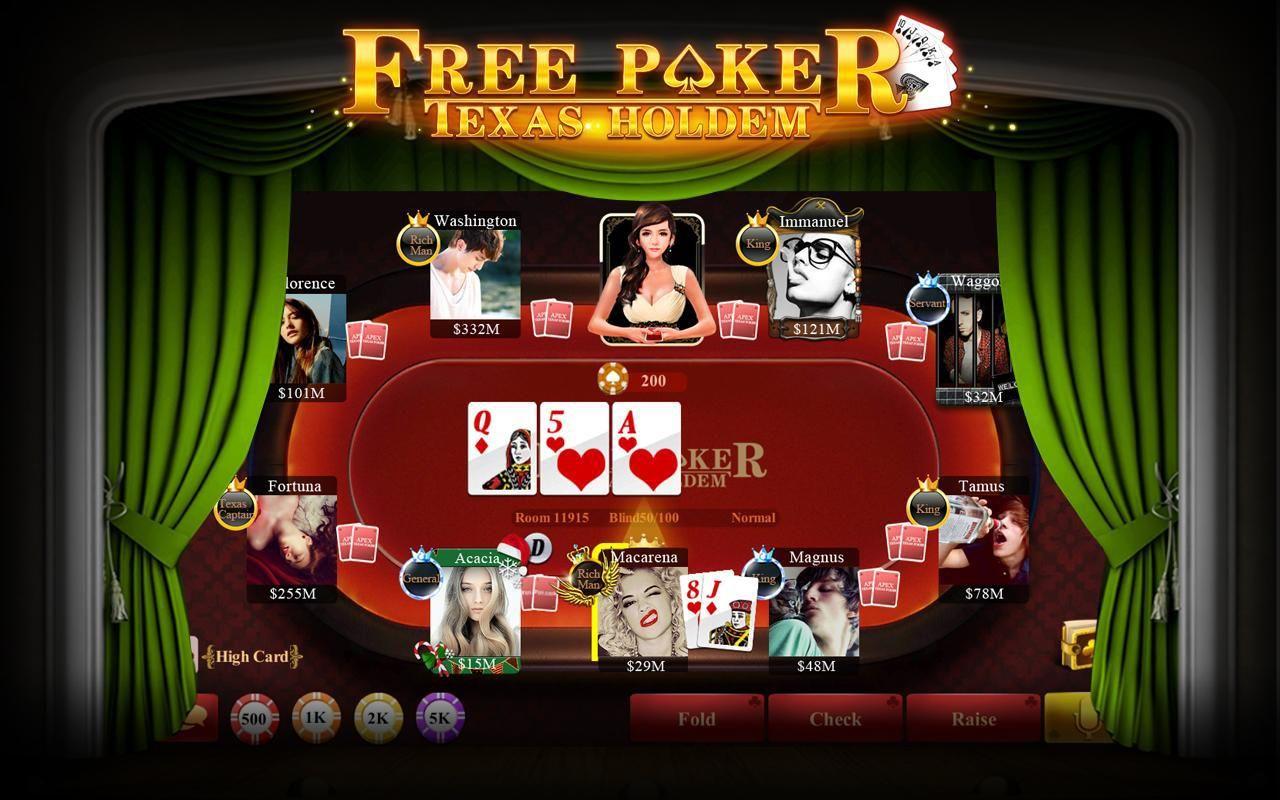 покер Холдэн Тэхас онлайн