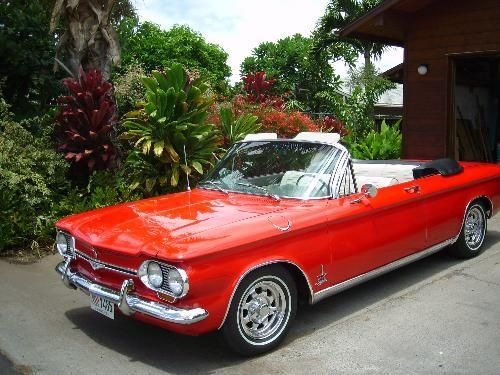 Collector Car Sellers Wanted Chevrolet Corvair Chevy Corvair Old American Cars