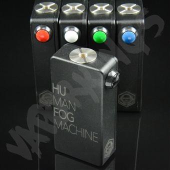 Hex Ohm 2020 Halloween Mod AUTHENTIC Hu Man Fog Machine Hex Ohm 110 watt | Fog machine, Box