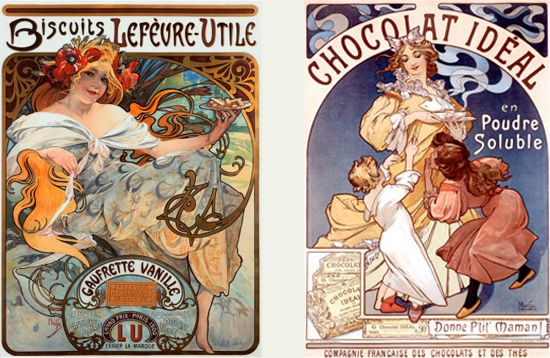 Vintage Chocolat Ideal Poster Google Search Vintage Lables