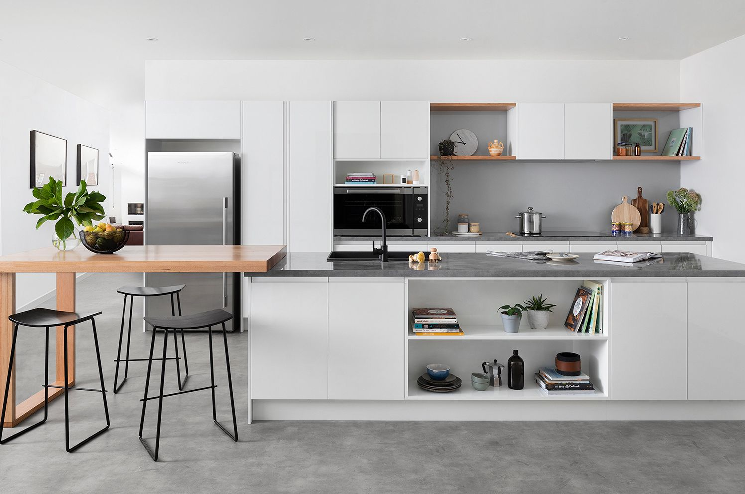 kaboodle in 2020 kitchen inspirations chic kitchen kitchen design on kaboodle kitchen enoki id=22147