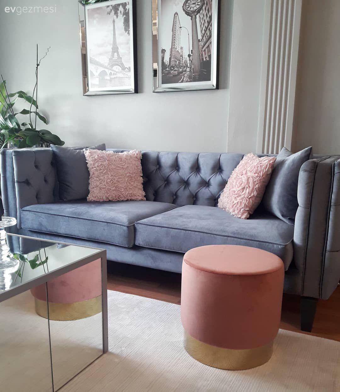 Bu Yenilenen Ev Harika Kucuk Alan Fikirleriyle Dolu Ev Gezmesi Oturma Odasi Fikirleri Ikea Oturma Odasi Oturma Odasi Dekorasyonu
