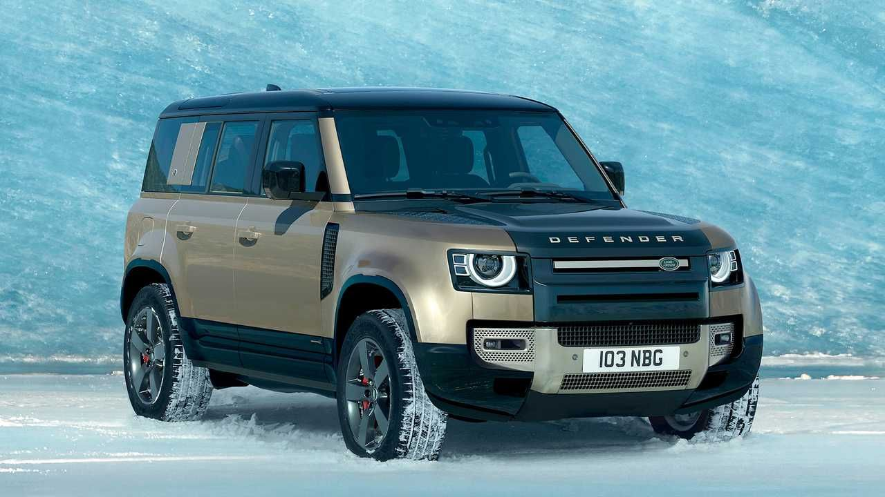 2020 Land Rover Defender Specs Compared To Jeep Wrangler Jeep