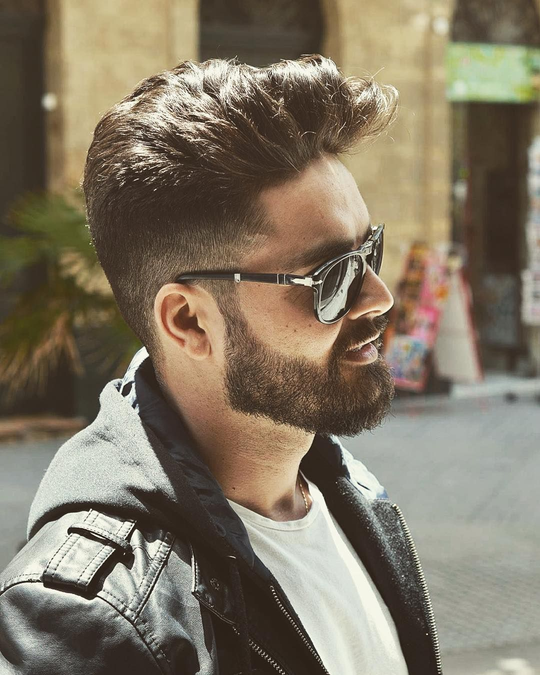 Mens haircuts with beards haircut by virogasrber ifttydrb menshair