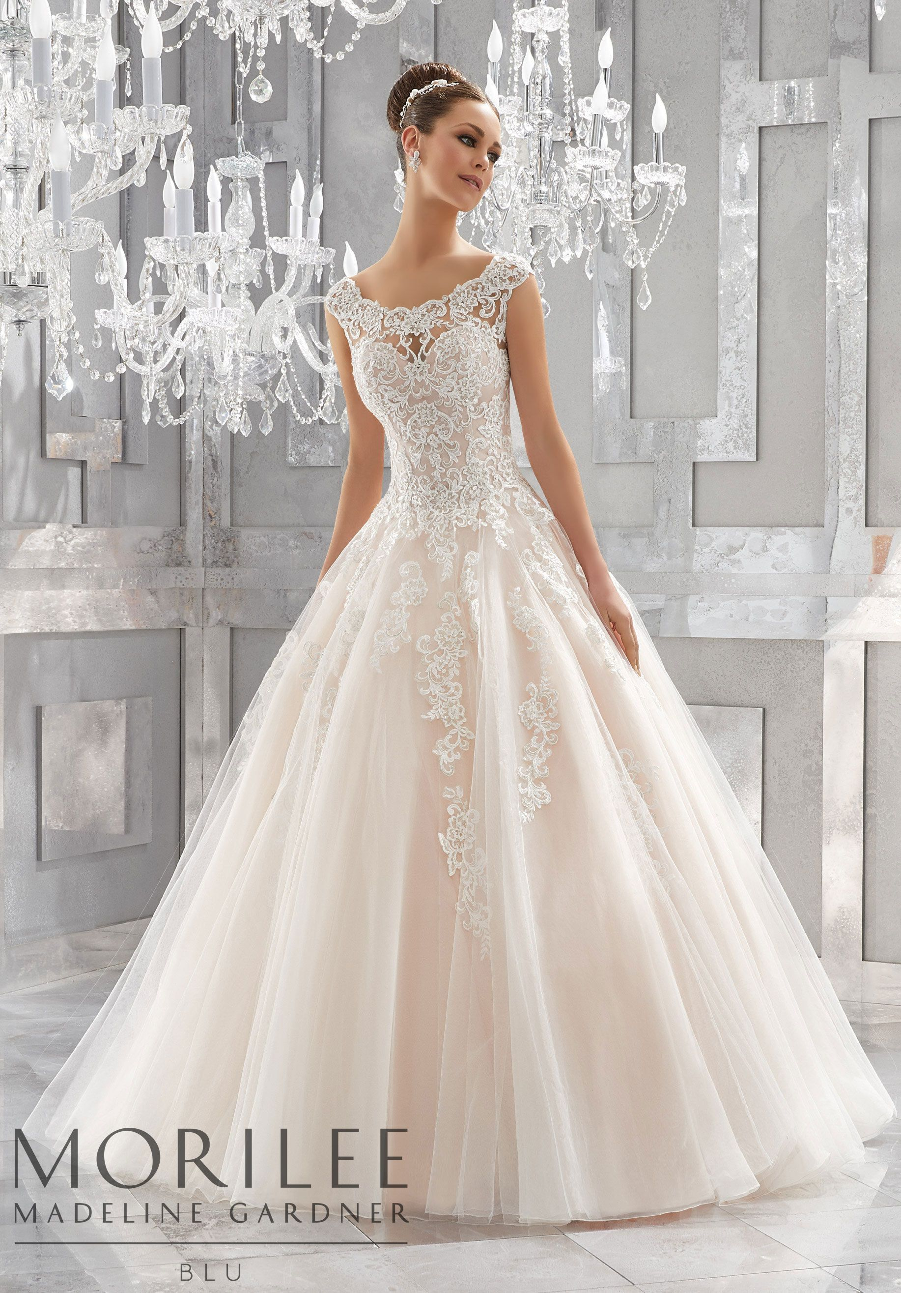 Fairytale ball gown wedding dresses  Morilee  Madeline Gardner Massima Wedding Dress A Fairytale