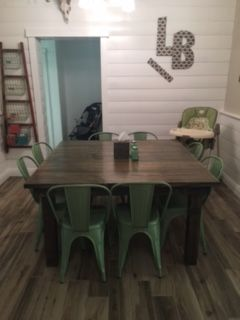 29+ Square farmhouse dining set info